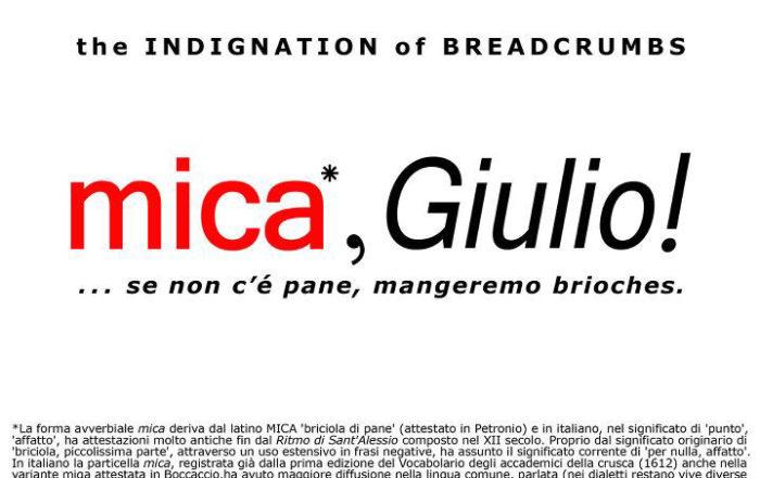 Mica*,Giulio